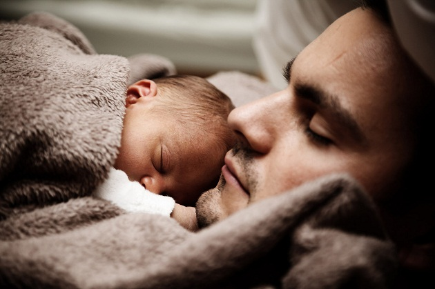Father & Baby