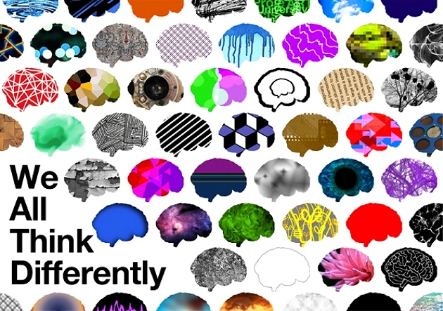 we-all-think-differently